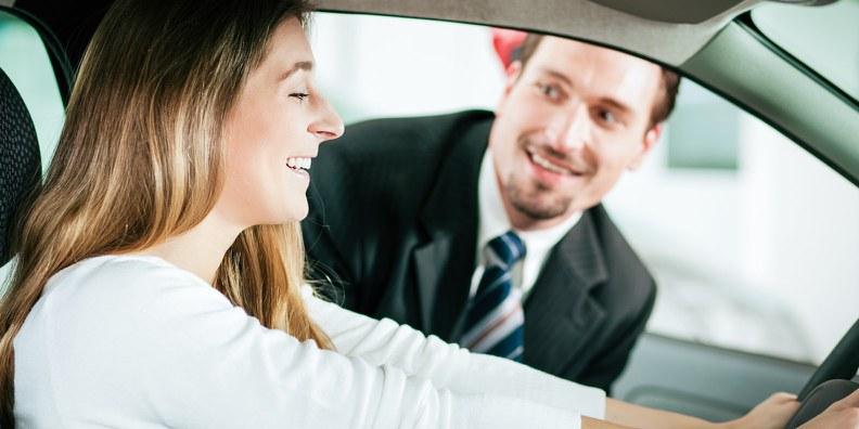 Verkaufsberater/in für Neuwagen