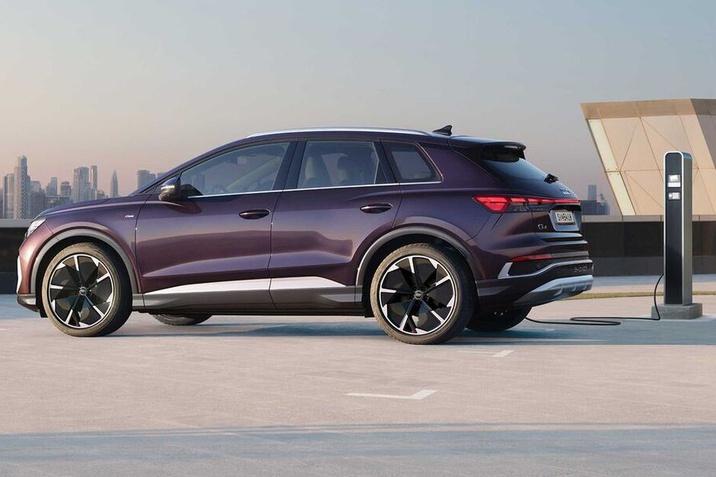 Audi Q4 e-tron